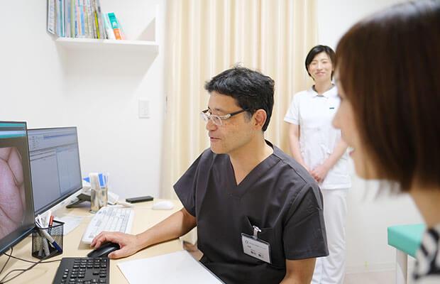 消化器内科、胃腸内科について